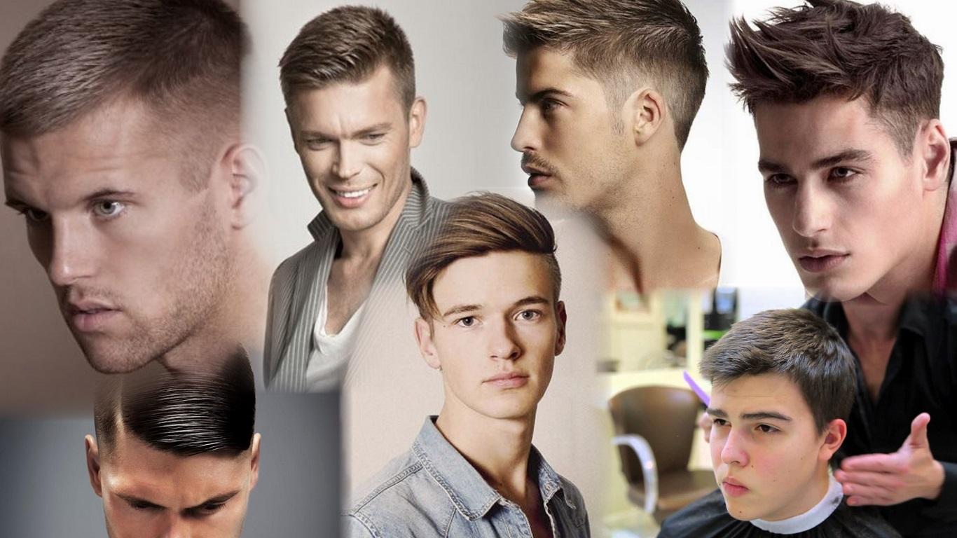 Модные молодёжные причёски фото