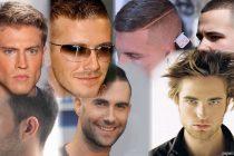 Мужские модельные стрижки на короткие волосы фото
