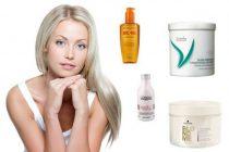 Как восстановить волосы после осветления ПРИГОТОВЛЕНИЕ МАСОК
