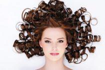 Химическая завивка волос результат