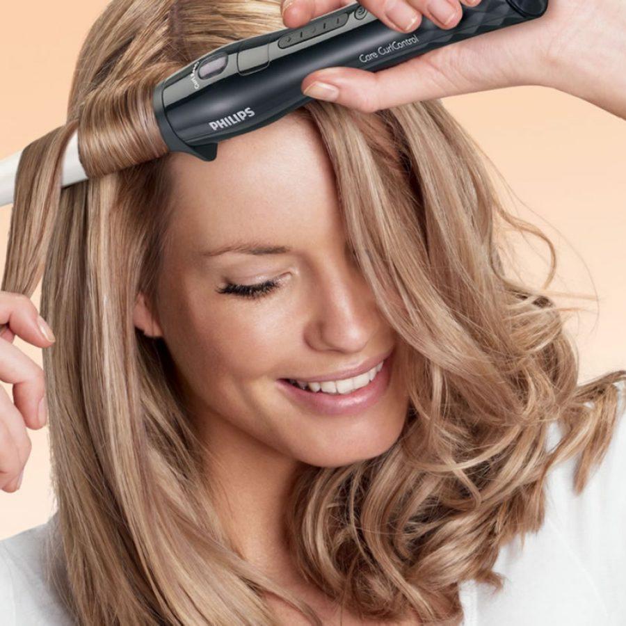 Как завить волосы ПЛОЙКой С ЗАЖИМОМ