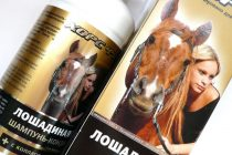 Шампунь лошадиная сила от перхоти