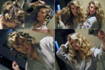 Как накрутить волосы без бигуди и плойки