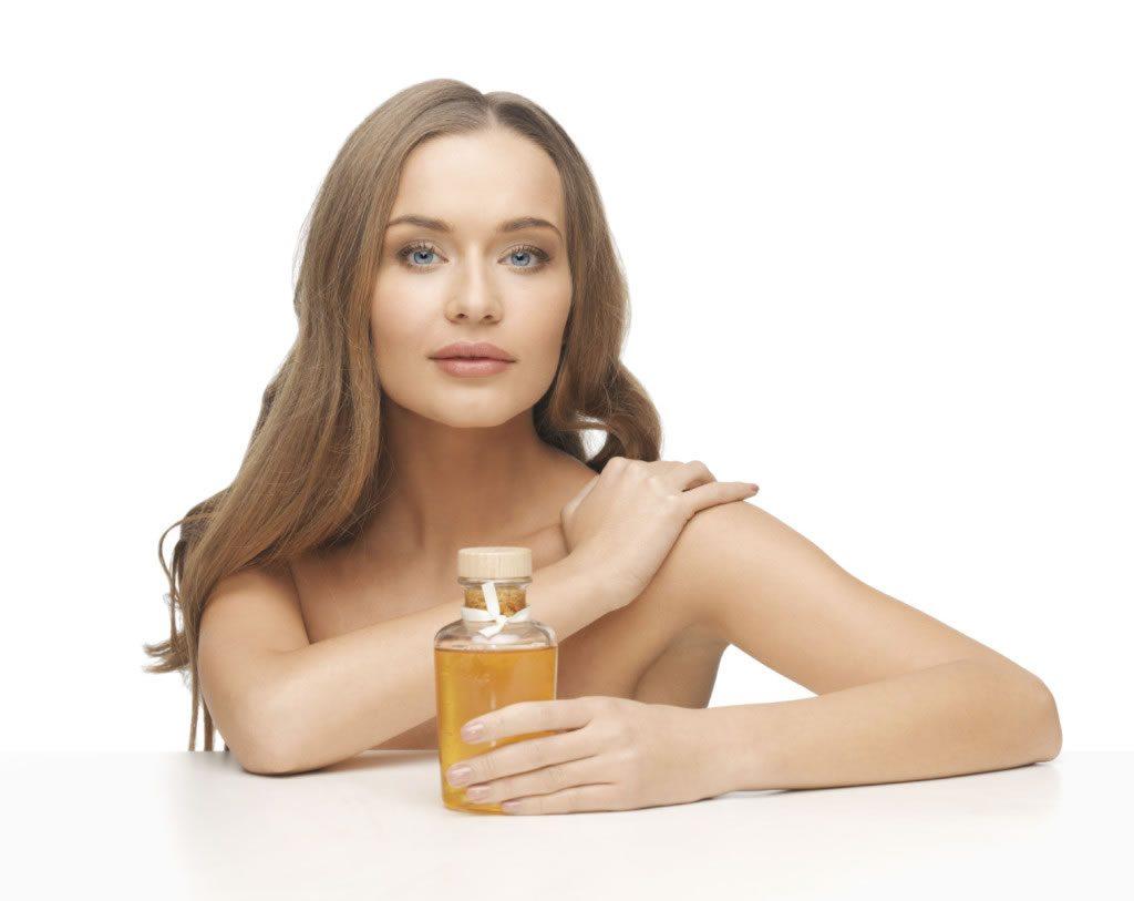 Перцовая настойка и репейное масло для волос