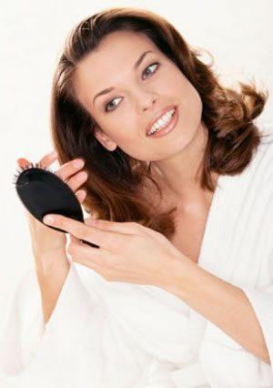 как ухаживать за жирными волосами