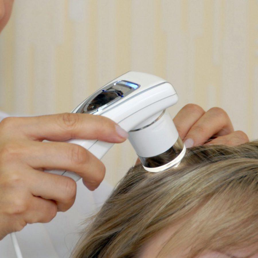 профессиональная процедура для волос