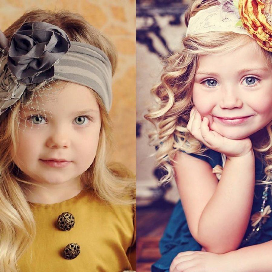 Детские украшения для волос