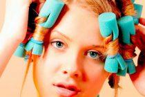 Мягкие бигуди не вредят волосам, быстро завьют волосы