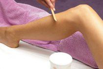 Пилинг ног делает волосы более податливыми к удалению