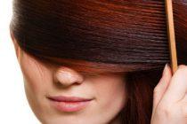Очень важно правильно расчесывать волосы