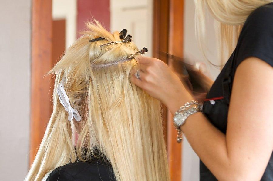 картинки наращивание волос для рекламы вам ясного неба