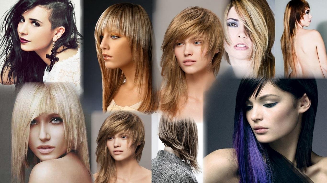 Самые красивые стрижки на длинные волосы фото