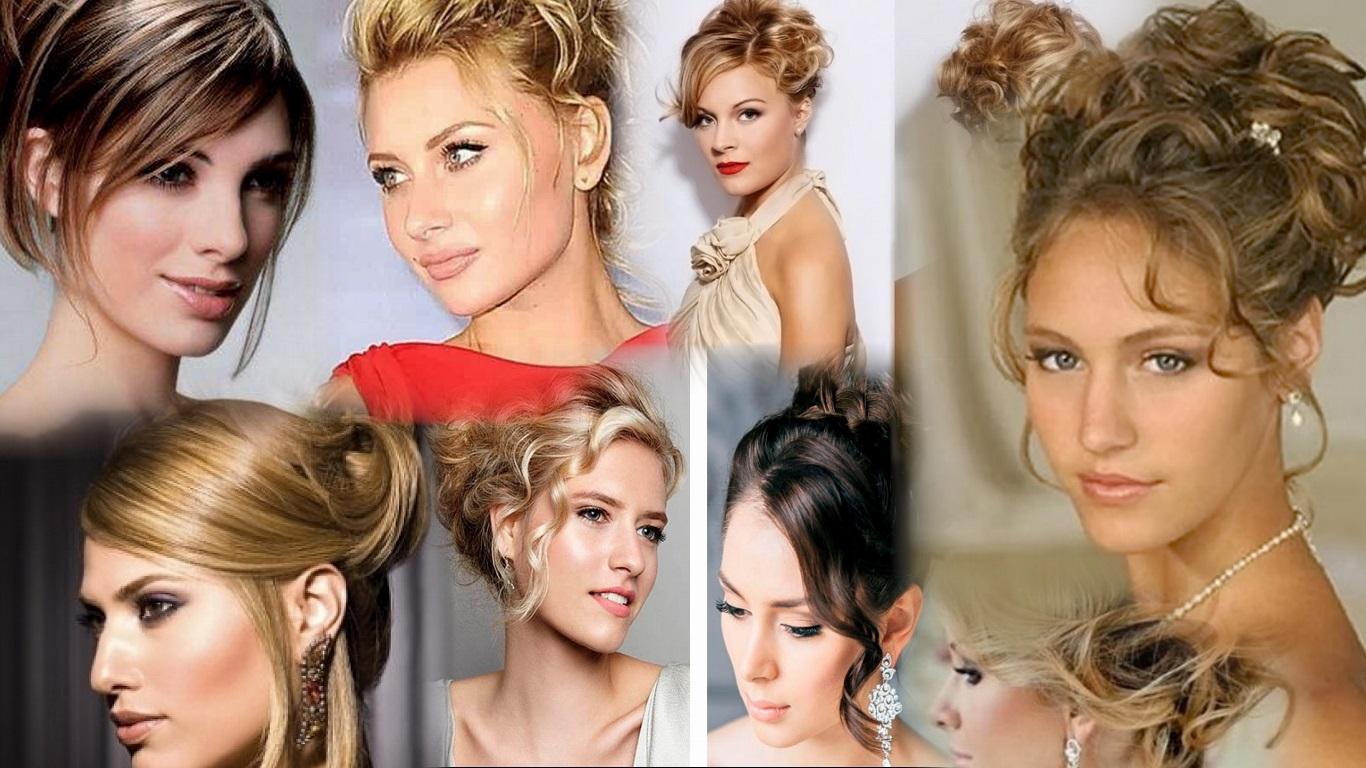 Картинка прически волос на средние волосы обычно