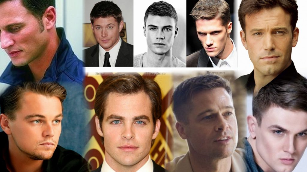 Классические мужские стрижки фото и названия