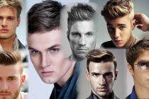 Модельные стрижки для мужчин фото