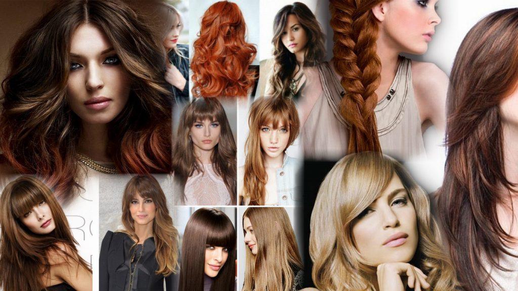 Модные прически на длинные волосы фото