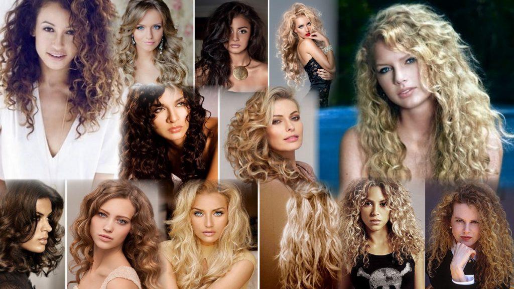уверенно укладка на длинные вьющиеся волосы фото поделитесь своей