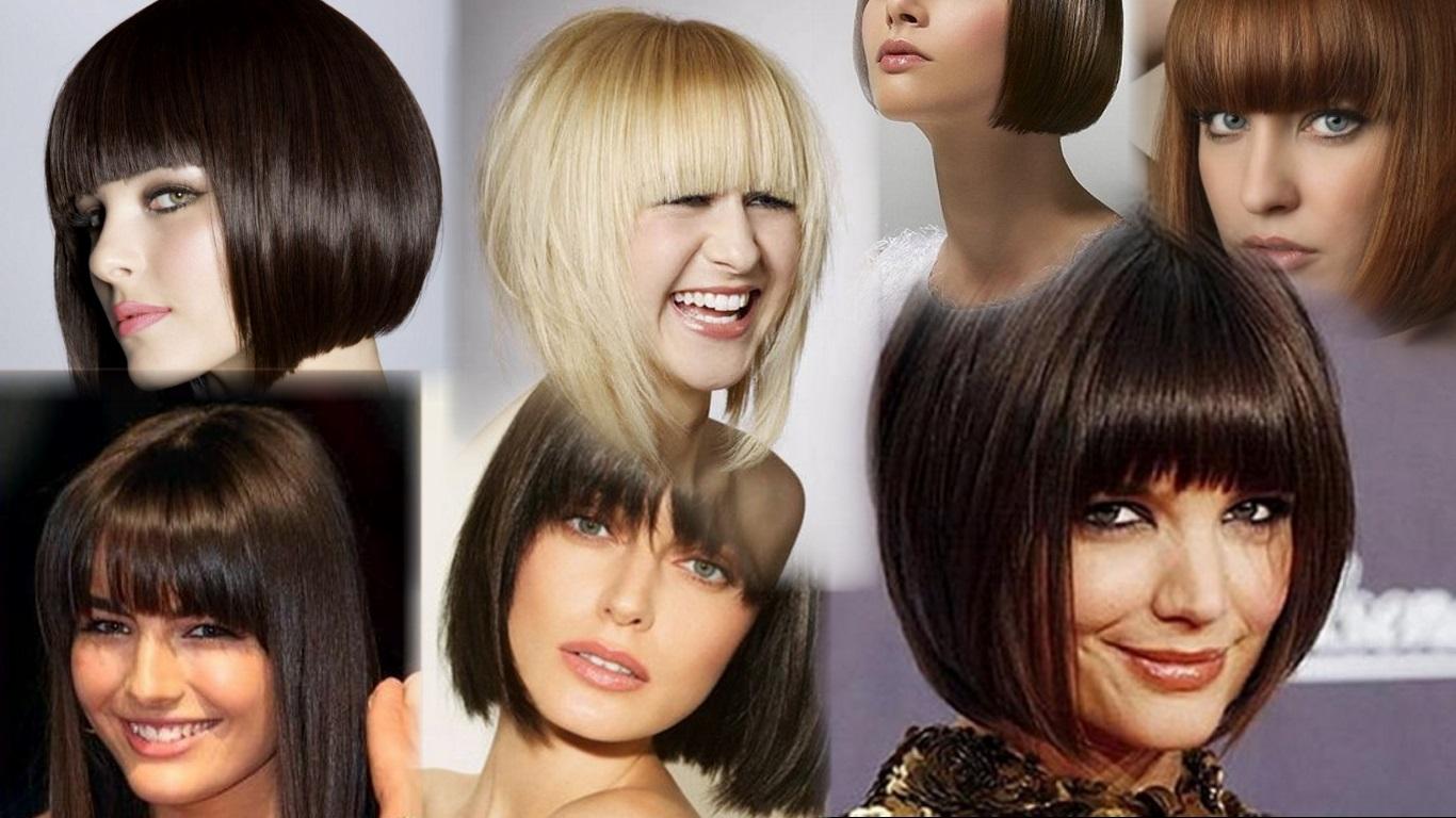 Мегамодные стрижки в разной длине волос: ультракороткие стрижки пикси, паж, сессон, гарсон, каре, боб, боб-каре, стрижки с выбриванием, челкой, стрижки на вьющиеся волосы.