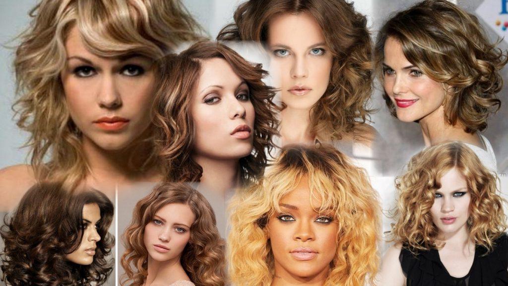 Прически с волнистыми волосами фото