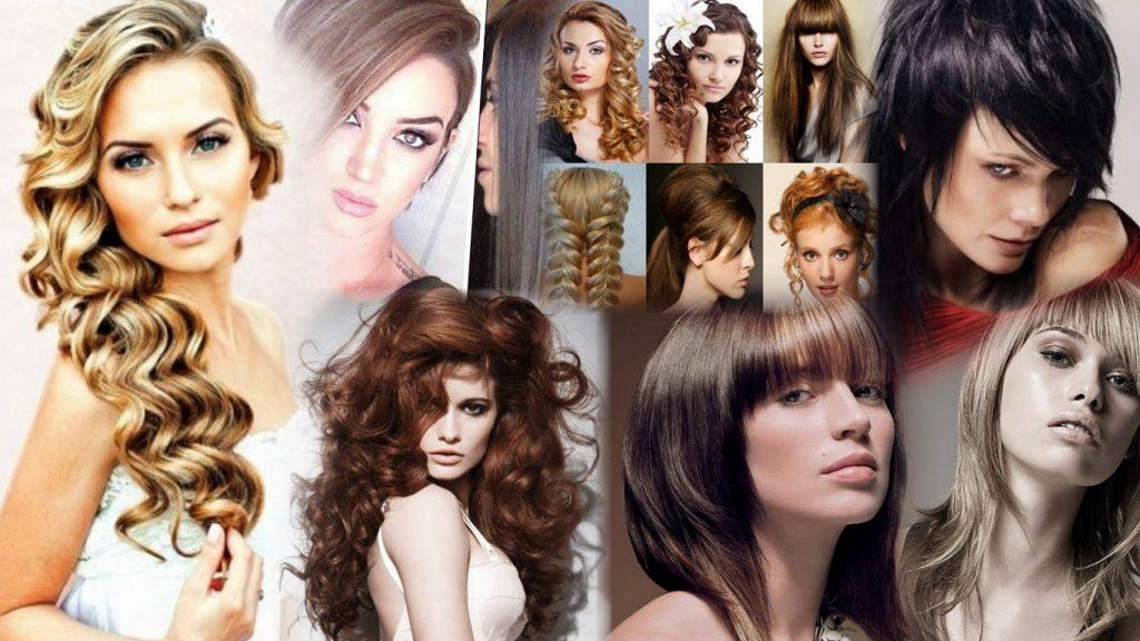 Смотреть стрижки на средние волосы фото