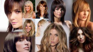 Современные прически на средние волосы фото