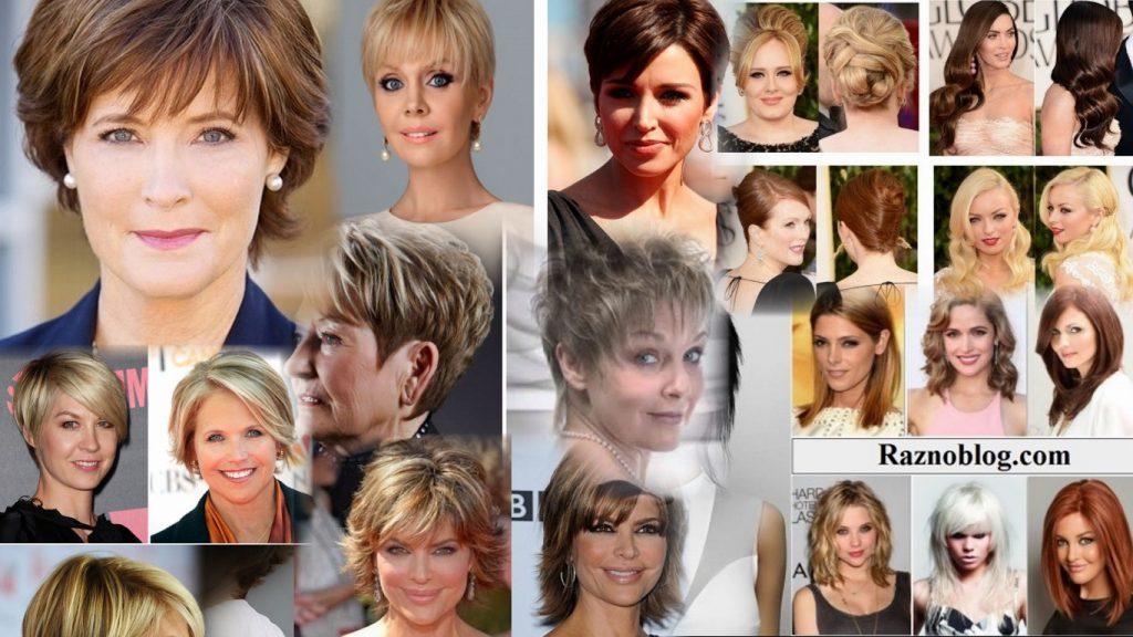 Стрижки на средние волосы фото для женщин