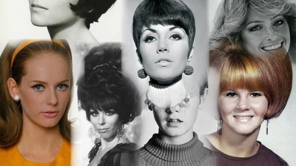 Стрижки 70 х годов фото женские